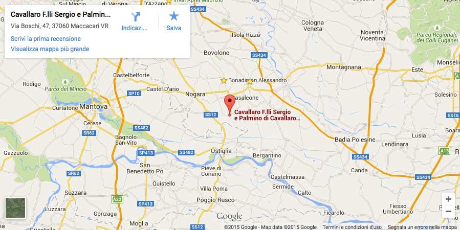 clicca per la mappa di google